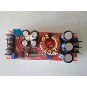 Elevador De Tensão Boost-up 20a Entrada 8-60v Saída 12-83 V