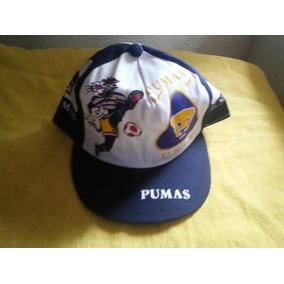 Antigua Gorra Pumas Para Niño Chico Decorativo Coleccion 3d1b9eeeef9