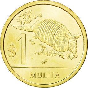 Lote 076; Moeda 1 Peso / Mulita - 2011.
