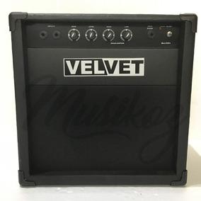 Amplificador Bajo Velvet Bax300s 35w Musikoz