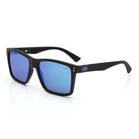 b192d4e23aed4 Óculos Mormaii Cairo Preto Fosco lente Revo Azul Ice M0075a1