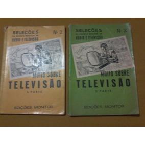 Revistas Monitor De Radio E Televisao