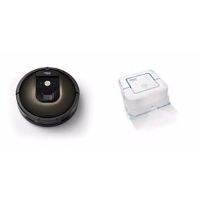 Combo: Roomba 980 + Braava Jet - Oferta!