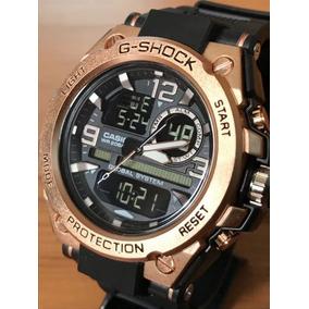 eaeb10af890 Relogio G Shock Casio St Steel Back - Relógios De Pulso no Mercado ...