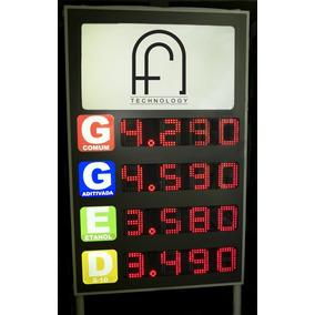 Totem Digital Para Posto De Combustível