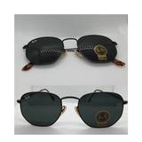 af7e4762b0092 Óculos Ray Ban Hexagonal 54mm no Mercado Livre Brasil
