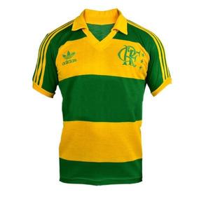 ed27fb7ffe057 Flamengo Camisa Verde E Amarela - Camisetas e Blusas no Mercado ...