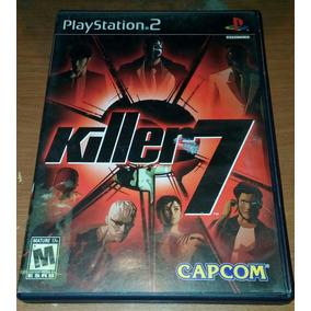 Killer 7 Ps2 en Mercado Libre México d648982bd4451