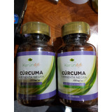 Curcuma/pimienta 500 Mg/40 Mg X 180 Capsulas