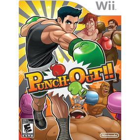 Punchout - Wii - Mídia Física Lacrado