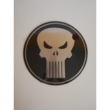 Juguete Placa Decorativa The Punisher Marvel - 30 Cm
