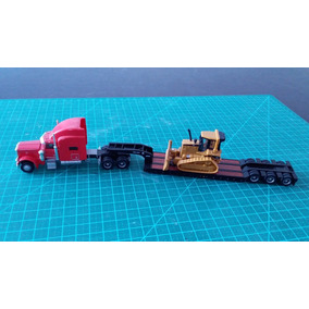 Peterbilt C/trator Caterpillar Ho