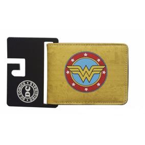 Cartera Bioworld Wonder Woman Mujer Maravilla Estilo 1
