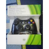 Control Xbox 360 Inalámbrico Original +envio Gratis