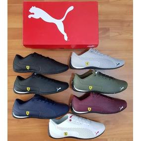 *+* Zapatillas En Línea/ Puma Ferrari/ Hombre/ Originales*+*