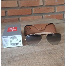 369859e8ccc9e Rayban Caçador 62 Azul De Sol Ray Ban Aviator - Óculos no Mercado ...