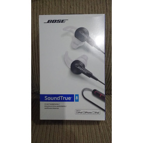 Fone De Ouvido Bose Soundtrue In-ear Apple Iphone Ipad Ipod