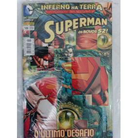 Superman # 18 ( 2.ª Série ) - Os Novos 52 ! - Panini