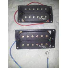 Pastillas Humbucker Para Guitarra Electrica Originales Stagg