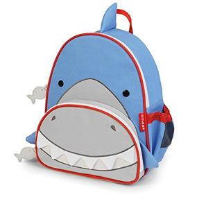 Tiburon Null Mochila Skip Aislados Hop Ninos Zoo nwaYYxRXq