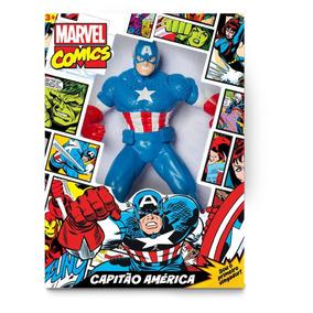 Capitão América Comics Gigante Mimo - Marvel