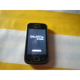 Celular Galaxy Gio Gt-s5660l Movistar Para Deshuese Sin Pila