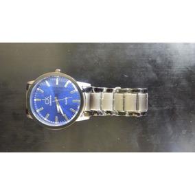 a7796e2deaf Relogio Calvin Klein Fundo Branco - Relógios De Pulso no Mercado ...