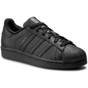 Tênis adidas Superstar Originals Preto Masculino Feminino