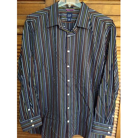 Gap Camisa Talla 2 Xl Fitted Algodon 100%