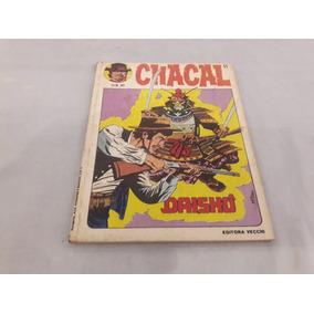 Gibi Chacal Nº 11 - Editora Vecchi - Maio 1981