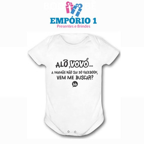 Alo Bebe Criancas - Roupas de Bebê no Mercado Livre Brasil 869e7865d8a
