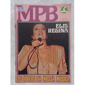 Violão E Guitarra Mpb Nº 22: Elis Regina - Letras Cifradas