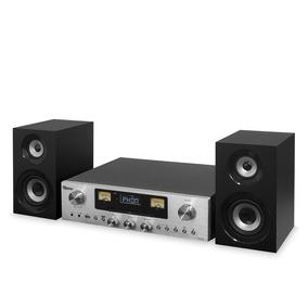 Receiver Phono Aux Fm Cd Mp3 Usb Bluetooth Raveo Rr-1000