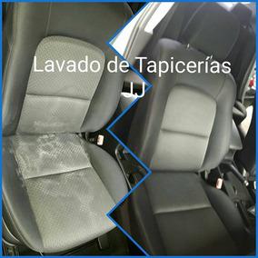 Lavado De Tapicerias J.j, Paquete Completo Premier
