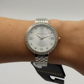 ced4dbfc385 Relógio Aeropostale Original - Relógios De Pulso no Mercado Livre Brasil