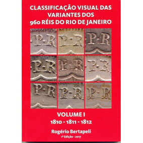 Classific. Visual Variantes 960 Réis Rj. 1ª Ed. No Plástico