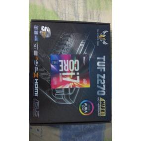 I7 7700k + Asus Tuf Z270 Mark 1