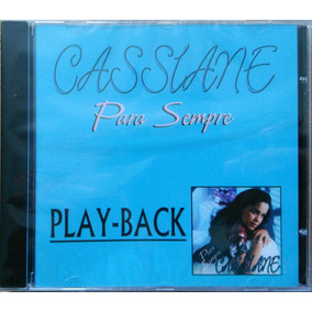 cd cassiane para sempre playback