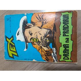 Tex Nº 7 Da 1ª Edição Drama Na Pradaria