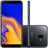 Celular Samsung Galaxy J-4 32gb Dual - Sm-j415gzkszto