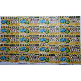 Bilhete Da Loteria Federal De 2002 : Mais De 40 Mil Prêmios