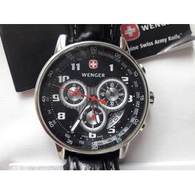 Relógio Wenger Swiss Army Chronograph Commando Swiss Made
