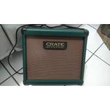 Amplificador Violão Crate C10 (não Meteoro/fender/behringer)