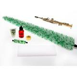 Kit De Limpeza Para Sax Soprano Freesax