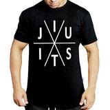 Camisa Camiseta Jiu Jitsu Arte Suave - Masculina