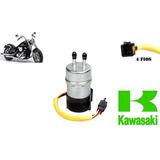Bomba Combustível Gasolina Kawasaki Vulcan 1500 4 Fios