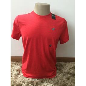 Camisas De Malha Hollister Masculina - Calçados, Roupas e Bolsas no ... 9e6f8ed324