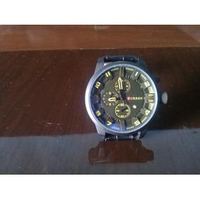 Relógio Militar Analógico Curren 8225 Usado