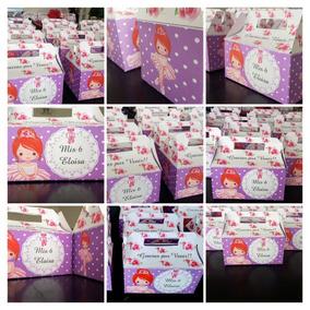 0ce8f00bb Bailarinas Ca O - Souvenirs para Cumpleaños Infantiles Bolsitas en ...
