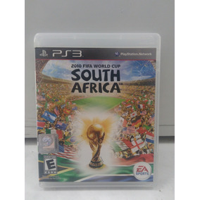 2010 Fifa World Cup: South Africa - Ps3 - Mídia Física